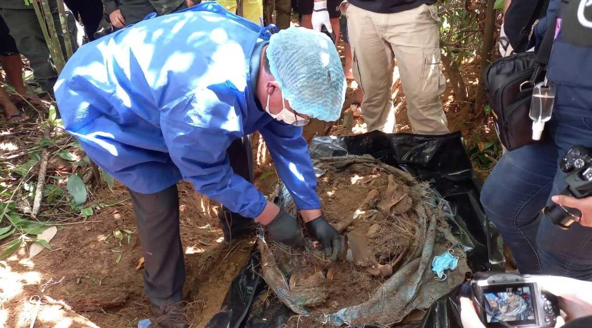 Ya son cuatro cadáveres de mujeres encontrados en la zona Tres Arroyos del Chapare