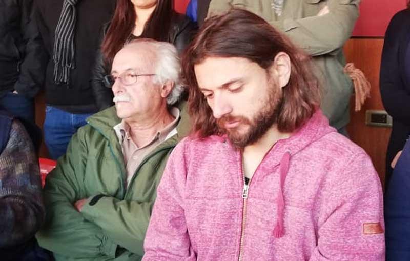 Juan Grabois vivió un tenso momento en un aeropuerto de Bolivia