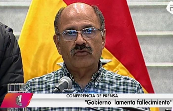 Bolivia confirma primer fallecido por COVID-19