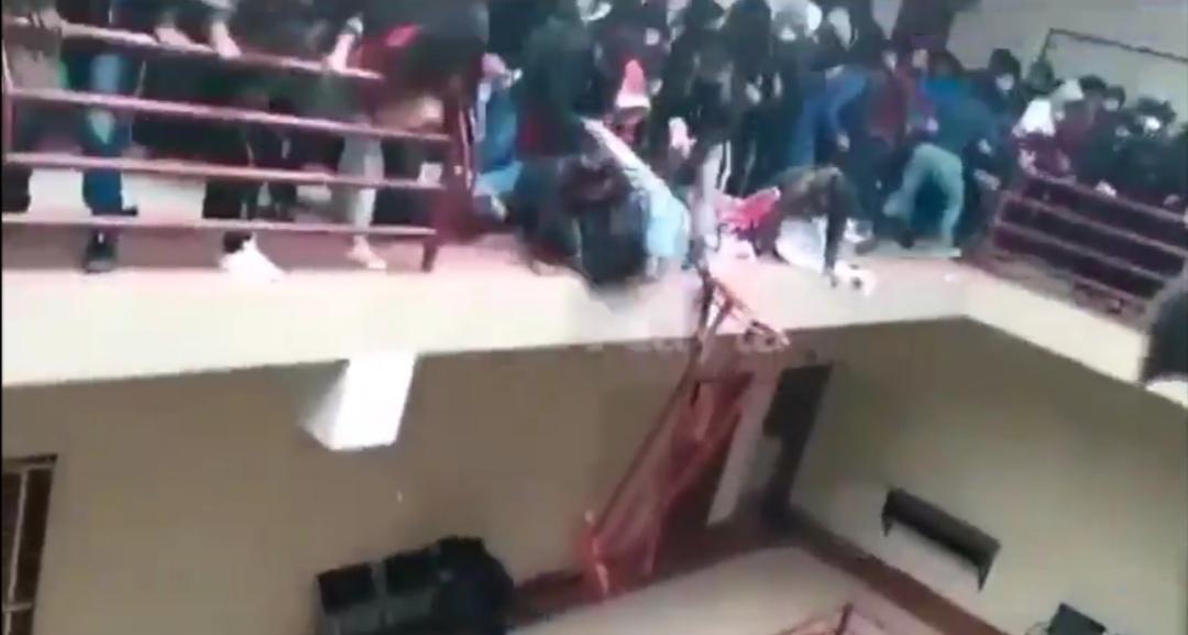 UPEA: Arrestan a tres guardias de seguridad; se citará al rector y a los que convocaron a asamblea