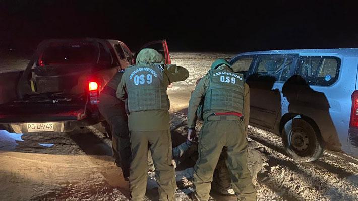 Detienen en Chile a tres militares bolivianos acusados de robo armado