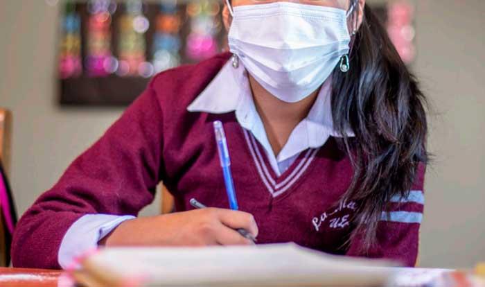 Director nacional de Epidemiología aconseja el no retorno a clases presenciales este año
