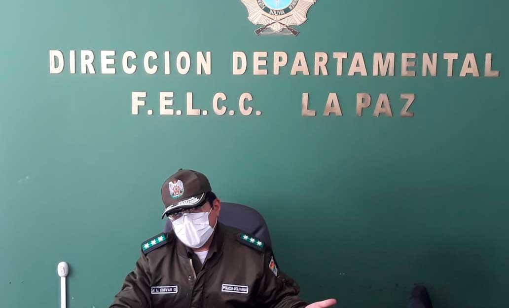 Felcc Investiga Atraco En Domicilio De La Zona Villa -8200