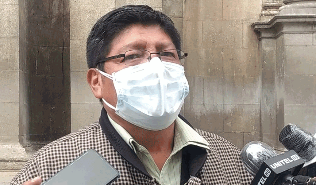 Dirigente del MAS plantea 'purga' en el partido tras el 7 de marzo para limpiar la 'lacra'