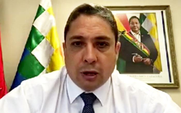Héctor Arce: 'Nos hubiéramos ahorrado muchas situaciones si Evo Morales hubiera tomado la decisión de no ser candidato'