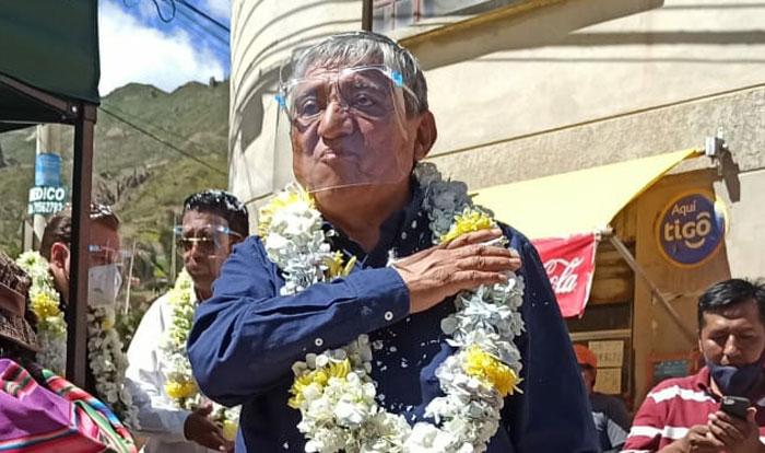 'Nos quieren atemorizar', dice Arias tras ser imputado por la Fiscalía
