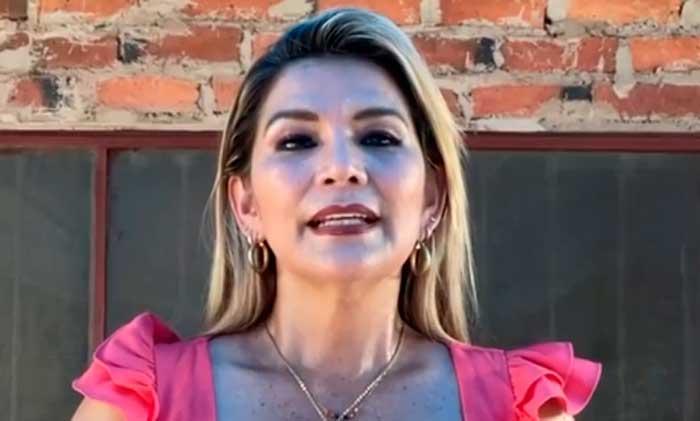 Añez informa que otra vez fue citada a declarar y reitera que el MAS la persigue por razones políticas