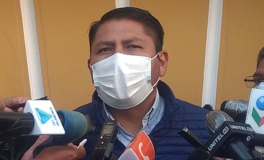 Diputado del MAS afirma que no corresponde autorizar juicio de responsabilidades a Evo por caso audio
