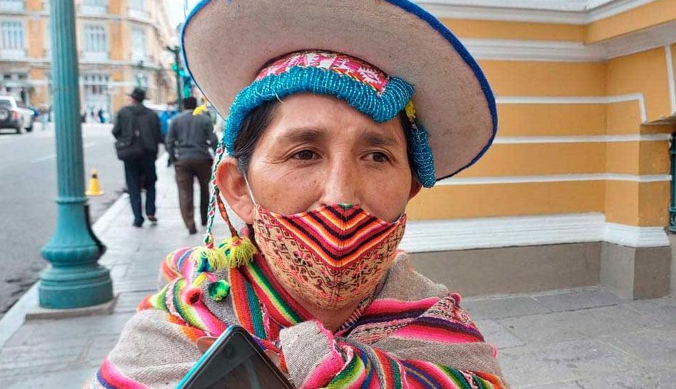 Patty a un periódico argentino: 'dicen que soy el terror de los antipatria'