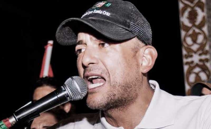 Golpista Luis Fernando Camacho anuncia candidatura a la presidencia de Bolivia