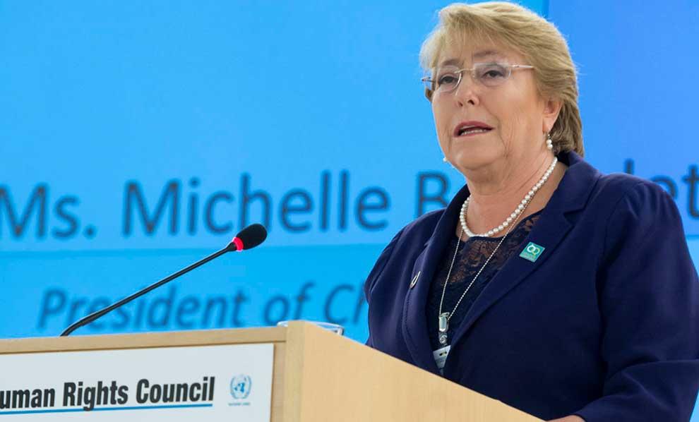 Ministro reta a Comisionada DDHH de ONU a visitar Bolivia por