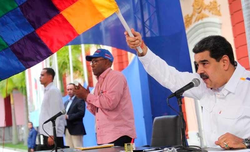 Así reaccionó Maduro a la asunción de Jeanine Añez - Red Erbol