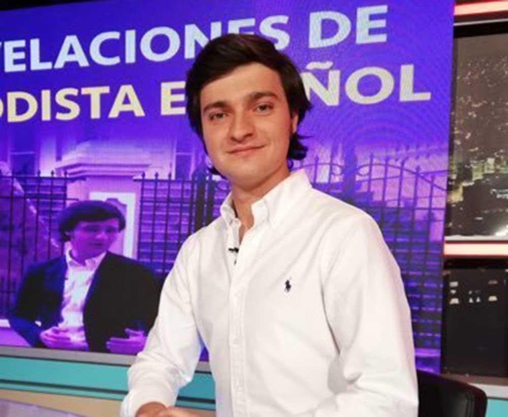 La Fiscalía de España pide un año de cárcel para periodista Alejandro Entrambasaguas por acoso