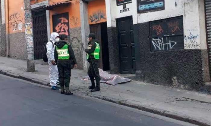 Bolivia reporta cifra record de muertes por la Covid-19