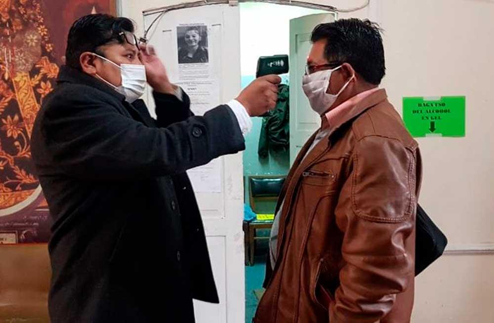 Bolivia confirma cuarentena total desde este domingo para frenar el coronavirus