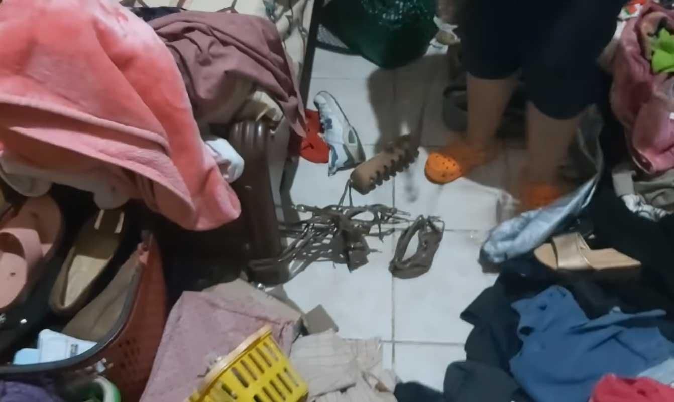 Robo a mano armada: Ladrones atan a madre y su hija para llevarse dinero y  tarjetas de teléfono | Erbol