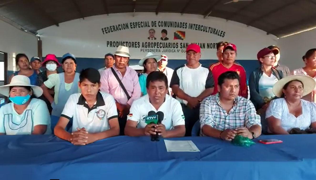 En San Julián sospechan que hubo una 'trampa' a Characayo y dan 48 horas a  Del Castillo para ir a informar | Erbol