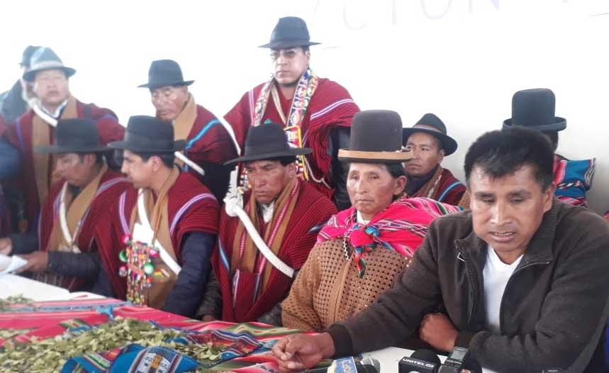 Evo Morales marca fin de su mandato con arenga política desde Argentina